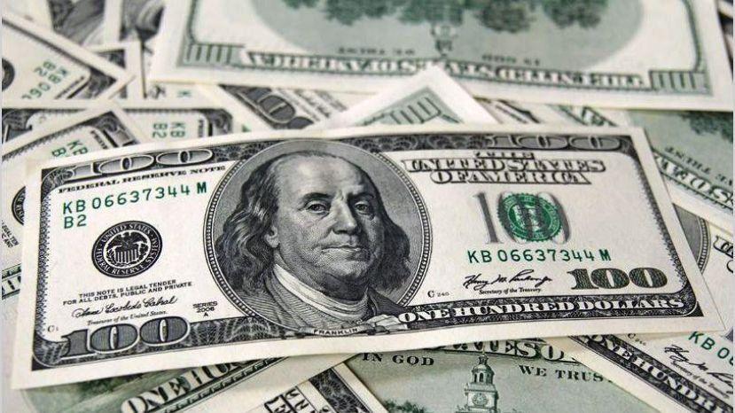 El dólar se desploma 70 centavos
