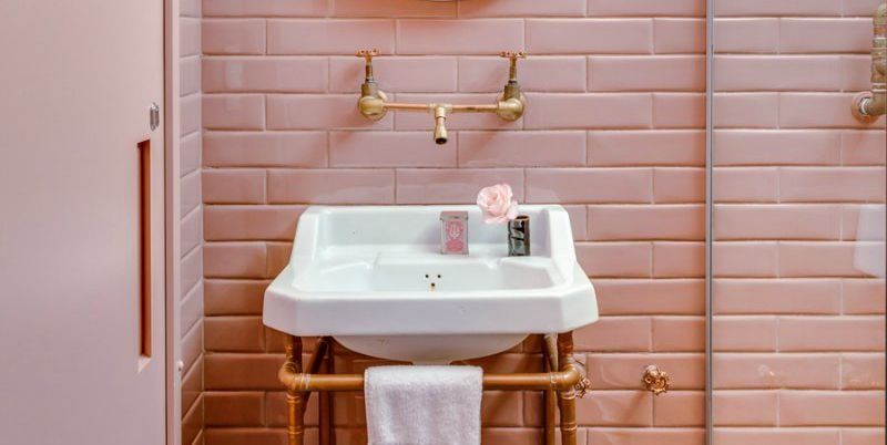 Ideas de decoración: La vida en rosa