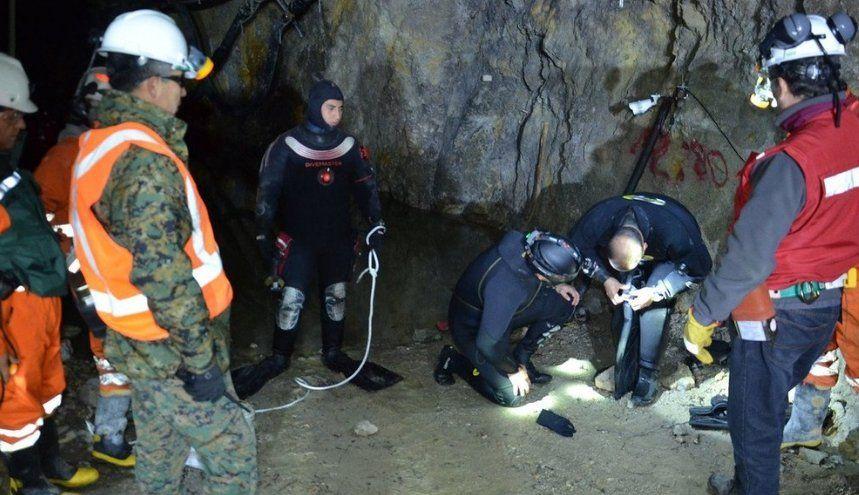 Chile: otra vez mineros atrapados tras un derrumbe