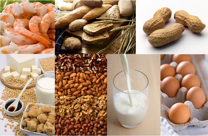 Alergia alimentaria: una patología en aumento
