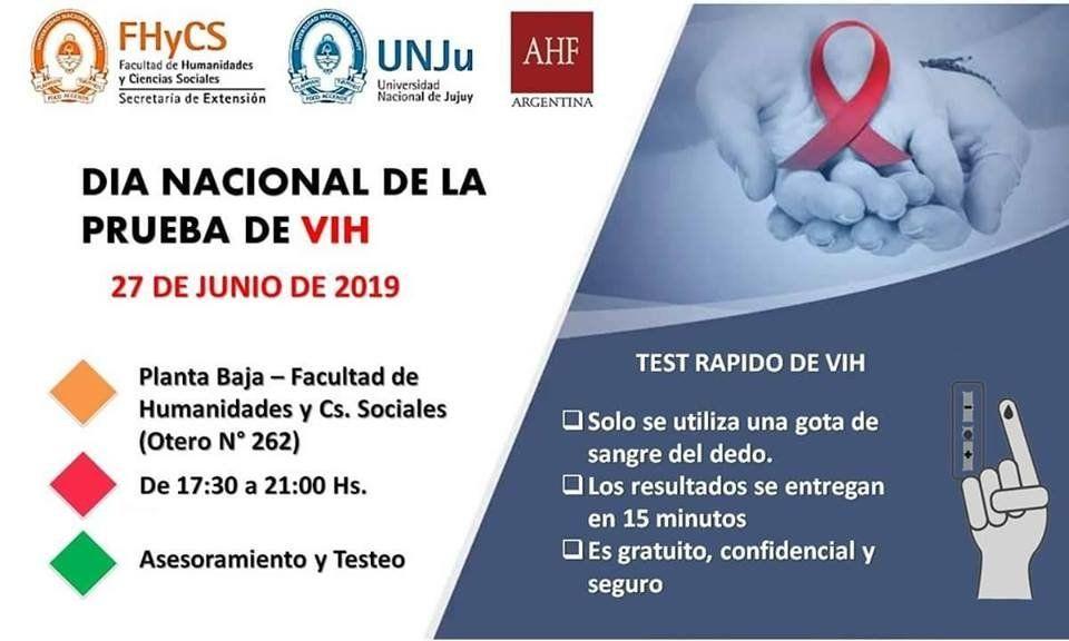 Jujuy logró una importante reducción en la tasa de diagnóstico tardío de VIH