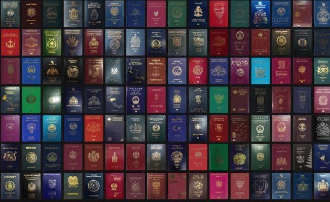Ranking actualizado de los pasaportes más poderosos del mundo