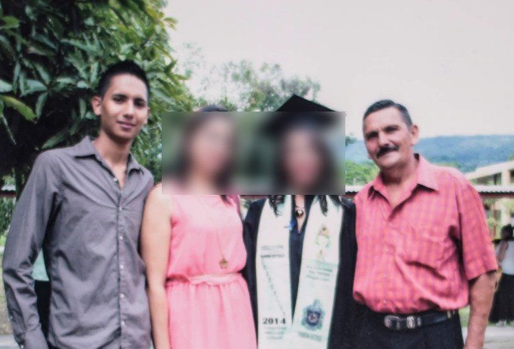Sospechan que un paramilitar mató a su hijo en una protesta contra Ortega