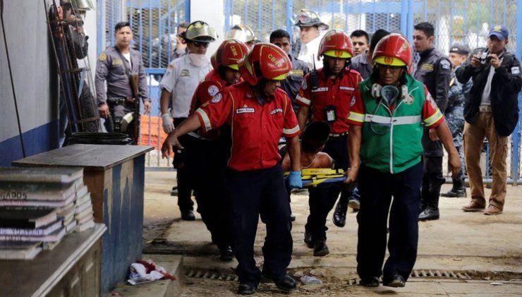 Disturbios en una cárcel de Guatemala: un muerto y tres heridos