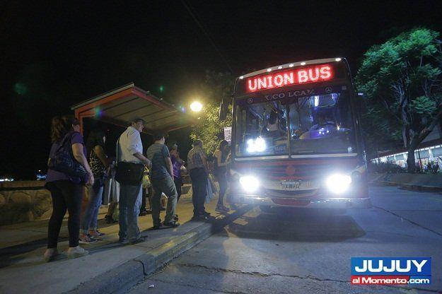 Jueves y viernes sin colectivos en Jujuy