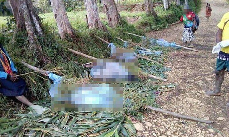 Masacres tribales en Papúa Nueva Guinea dejaron al menos 20 muertos