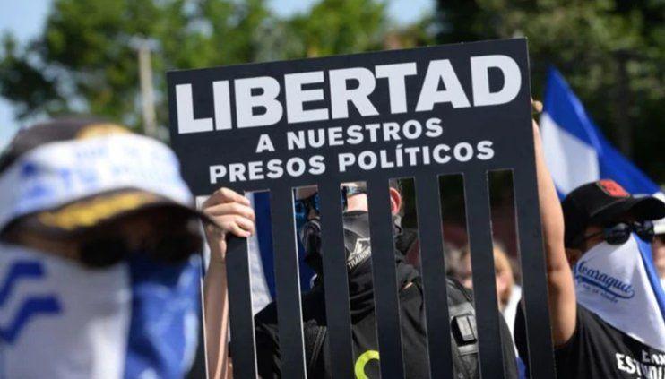 La ONU denunció que todavía hay 80 opositores detenidos en Nicaragua