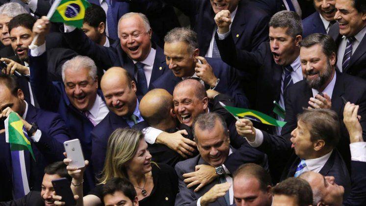 La reforma de pensiones en Brasil dio el primer paso en la Cámara de Diputados
