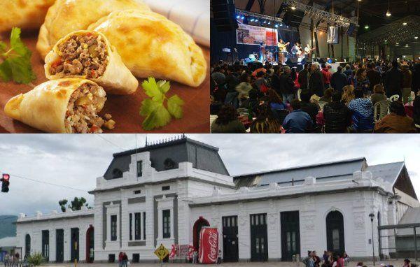 14 variedades de empanadas en el Festival