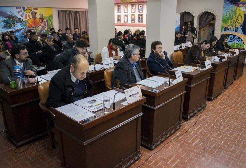 Concejales aprobaron un programa para agilizar trámites de forma digital