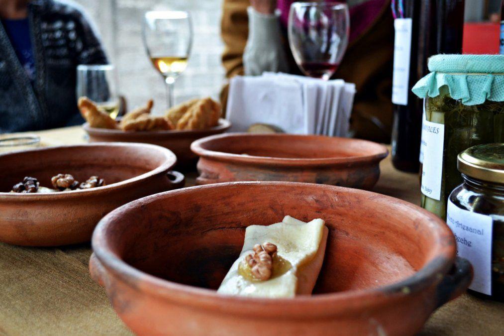 La gastronomía como un atractivo turístico provincial