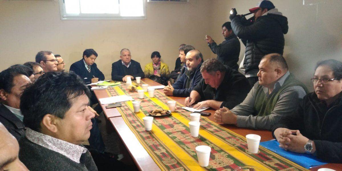 Transporte: Reunión clave entre UTA y Gobierno