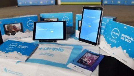 Entregarán más de 4.000 tablets a adultos mayores