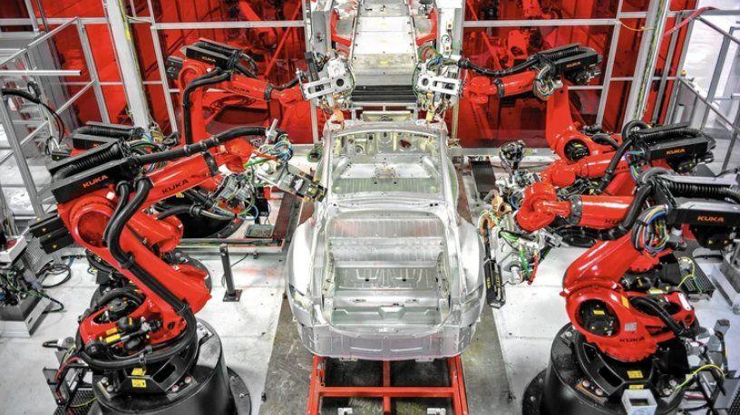 La industria global ya tiene el doble de robots que hace dos décadas