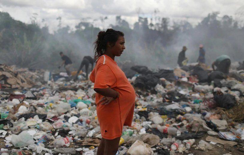 En Sudamérica, más de 42,5 millones de personas pasan hambre
