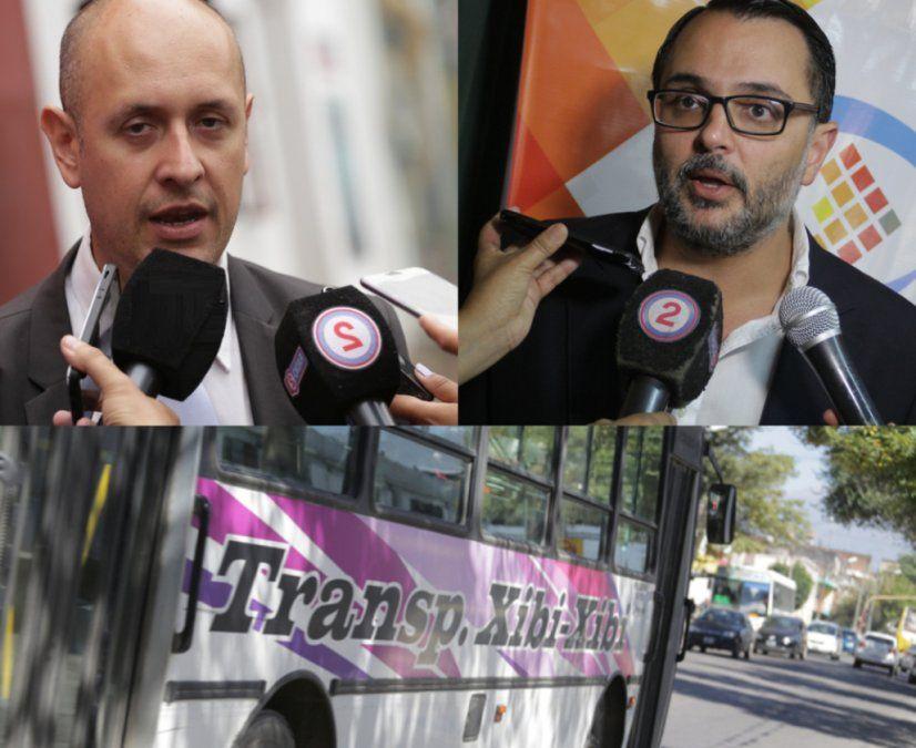El PJ apuntó al municipio por el paro de transporte