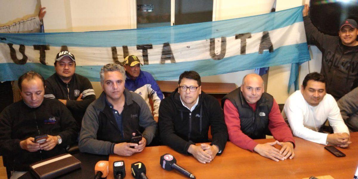 Transporte en Jujuy: 8 paros en 9 días