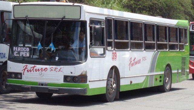 Aumentó el precio del transporte en Monterrico