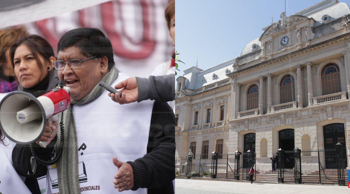 Docentes denuncian problemas para inscribirse en la Junta Calificadora