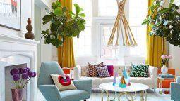 10 Livings para inspirar la decoración de tu hogar