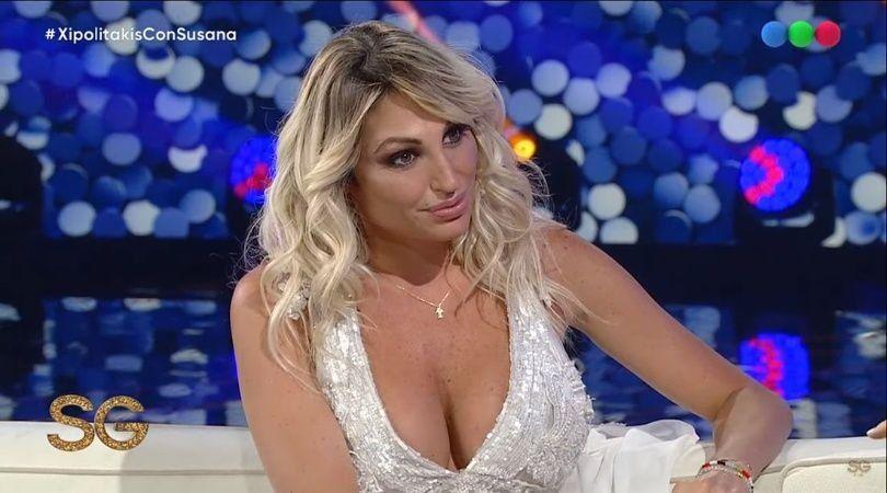 Vicky Xipolitakis confirmó que está esperando el divorcio de Javier Naselli