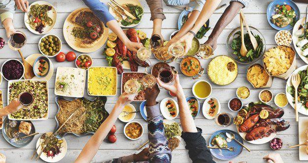 La cocina de la felicidad: los beneficios de los alimentos y el estado de ánimo