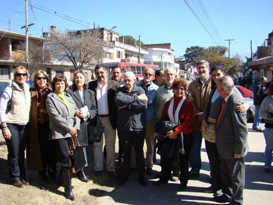 Los Barrios, tercera parte