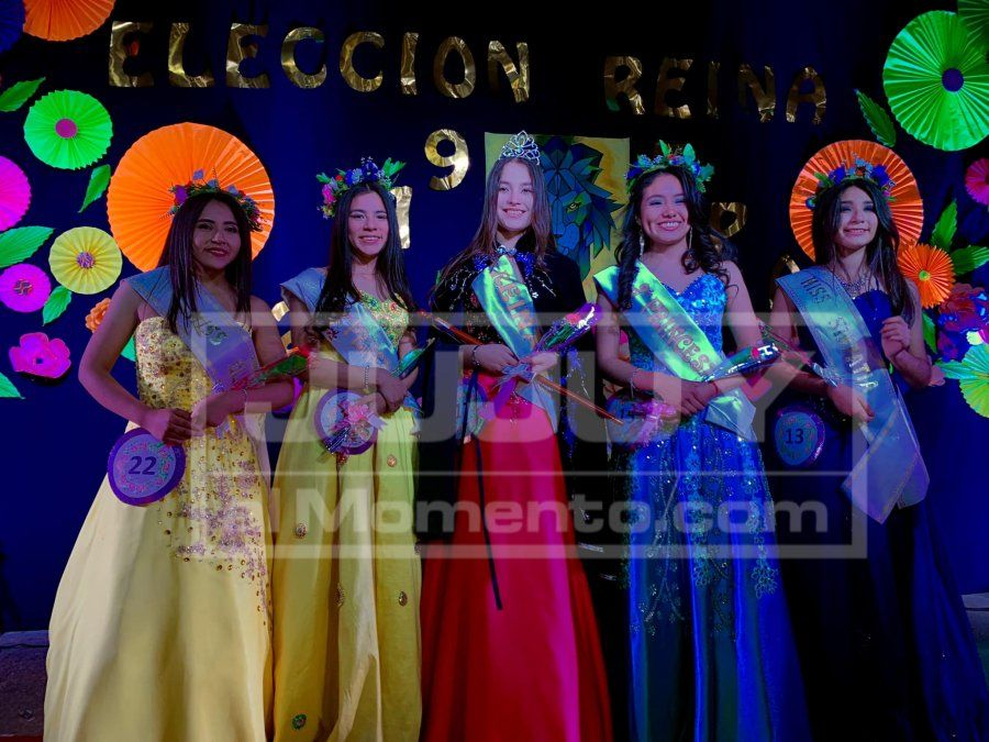 Celeste Campero fue la elegida de la Escuela Provincial de Artes