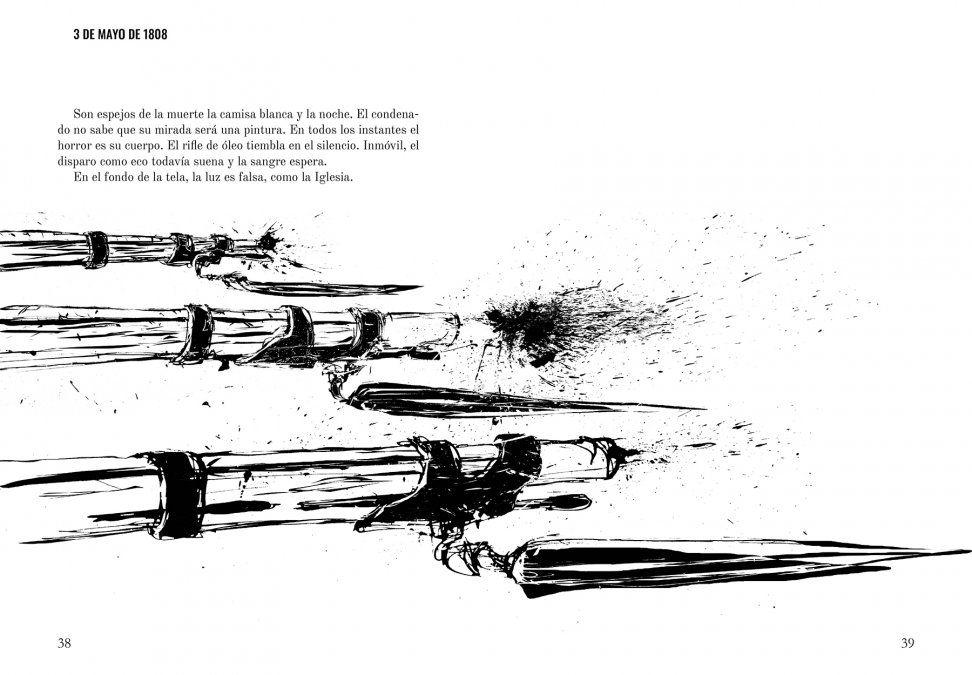 Primera edición ilustrada y digital de Vidas breves