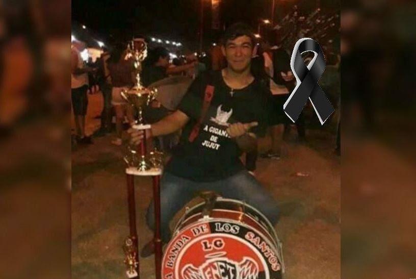 Joaquín Zerda presente a través del sentido homenaje de Los Santos