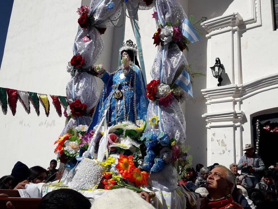 Casabindo vuelve a vivir el Toreo de la Vincha y las honras a la Virgen de la Asunción