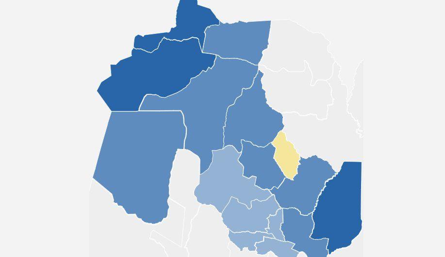 En un solo distrito de Jujuy ganó Macri