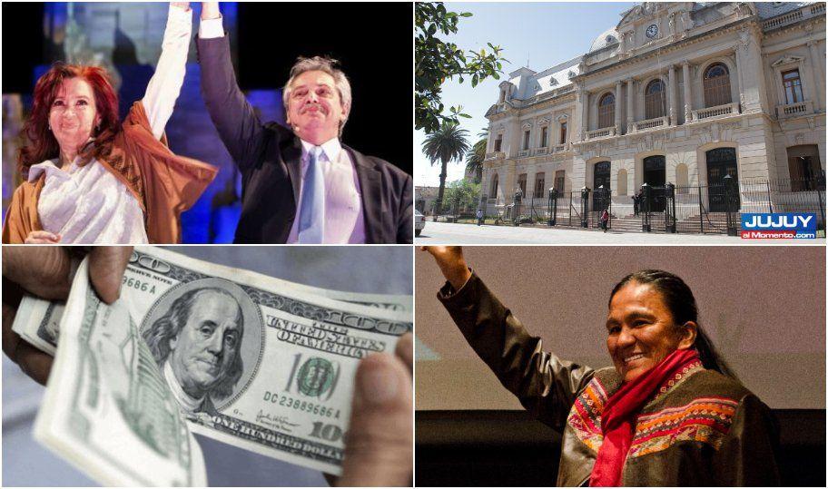 Qué le espera a Jujuy si se confirma el triunfo de Alberto Fernández