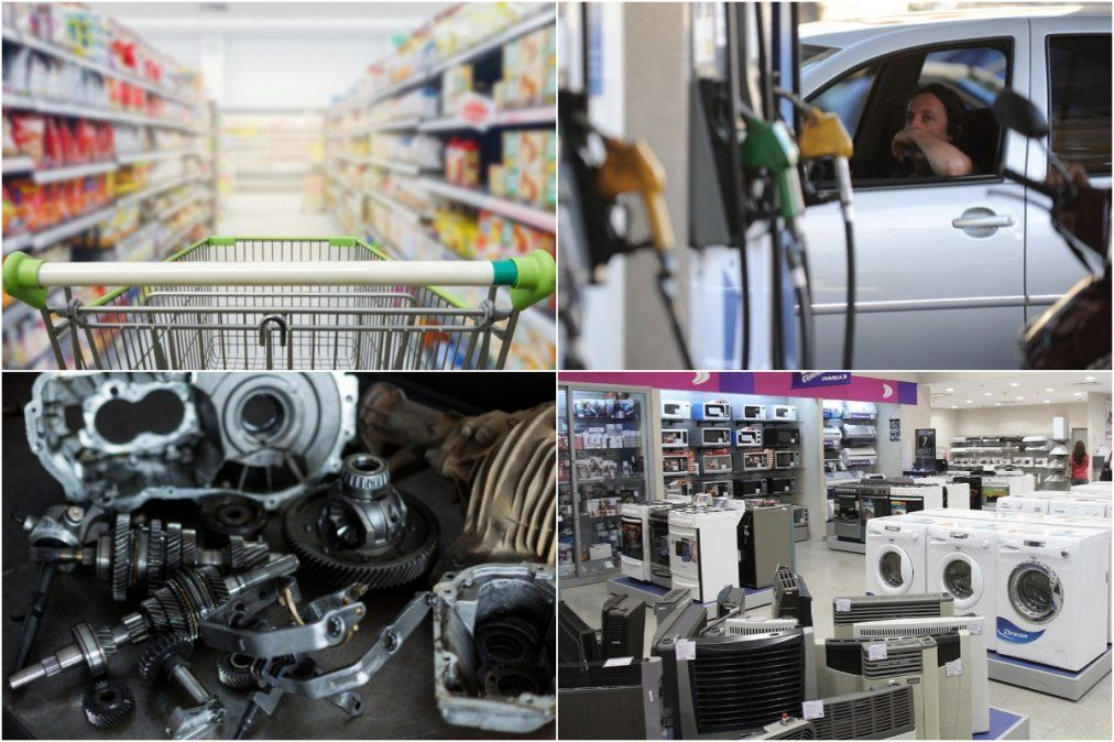 Efectos de la devaluación en comercios y consumidores