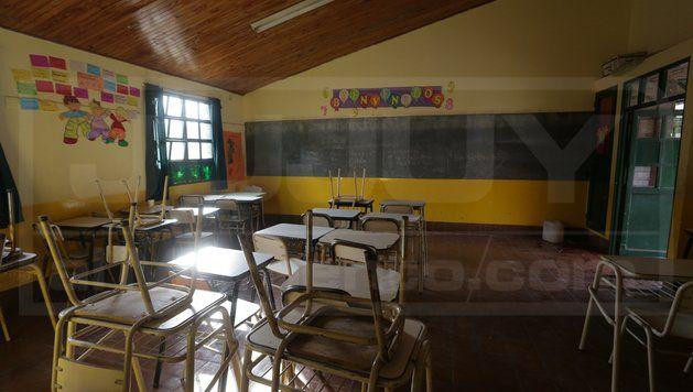 Viernes sin clases en Jujuy por jornada institucional