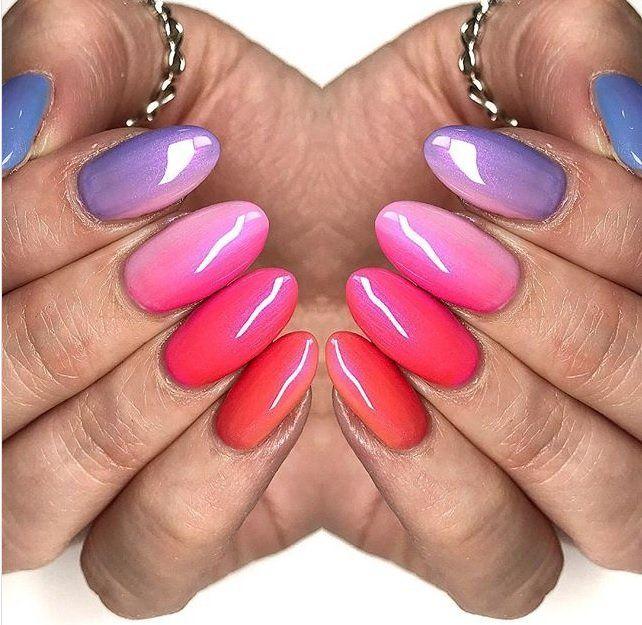 Nueva tendencia de Manicure: Uñas en degradé