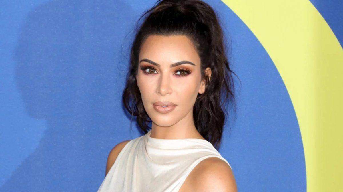 Kim Kardashian reveló el extraño uso que le da a la leche materna