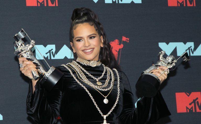 Rosalía hace historia: es la primera española en ganar un MTV Music Award