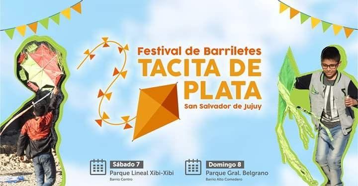 Se viene el Festival del Barrilete en el Parque Xibi Xibi y Parque Belgrano