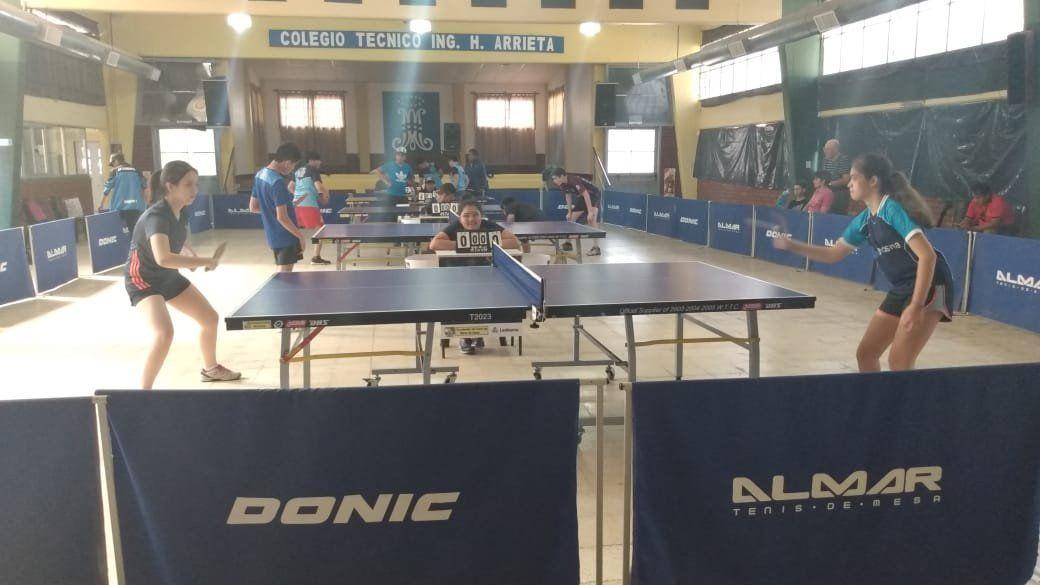 Conoce los clasificados en tenis de mesa para los Juegos Nacionales