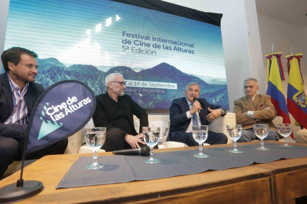 El Festival Internacional de Cine de las Alturas cumple 5 años