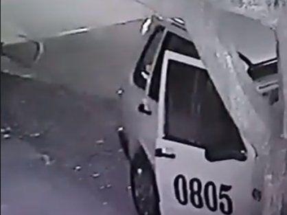 Más inseguridad en Moreno: Robaron dinero y la ticketera de un taxi