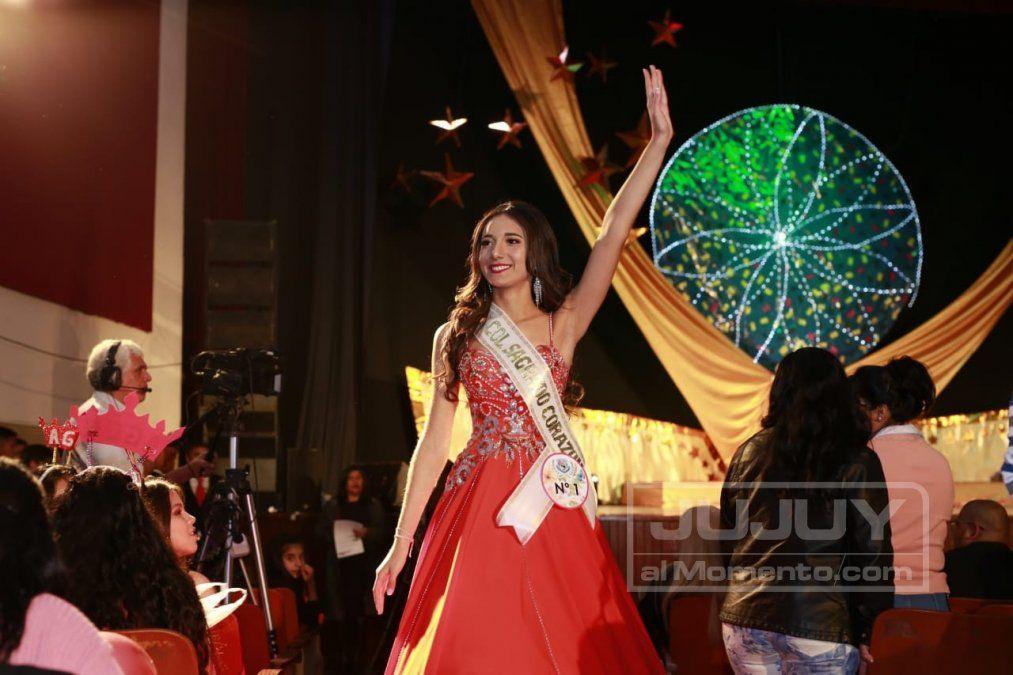 Araceli Aceval es la nueva reina de Palpalá