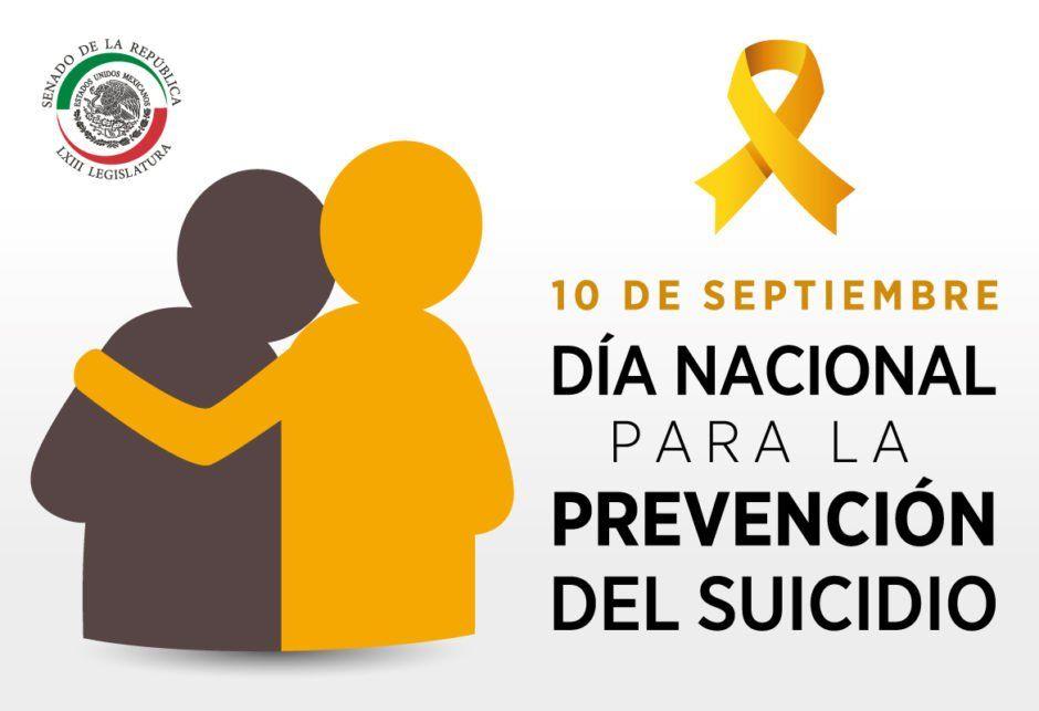 Día Mundial de la Prevención del Suicidio