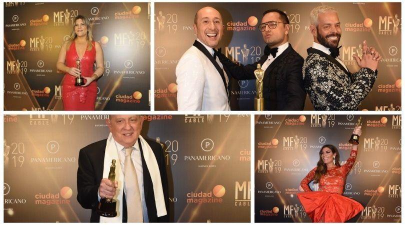 Los ganadores del Martín Fierro de Cable 2019