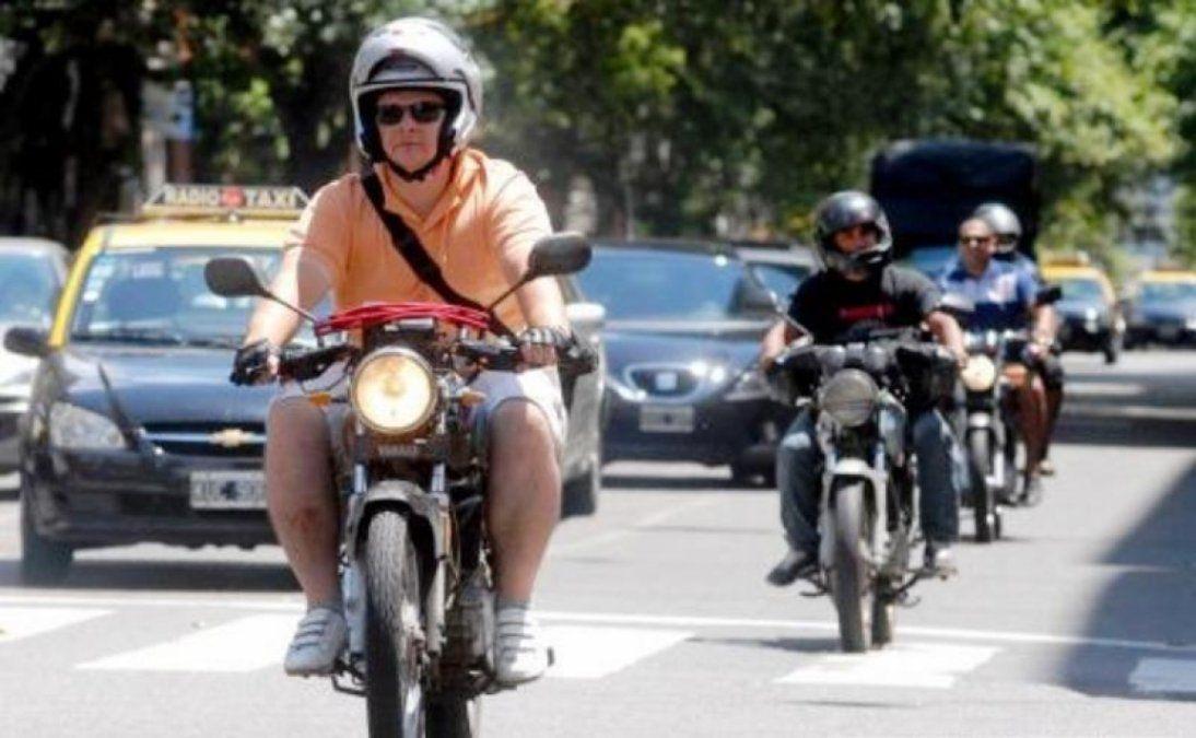 Dictarán curso obligatorio para obtener la licencia para conducir motocicletas