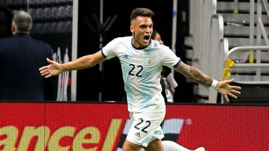 Argentina goleó a México