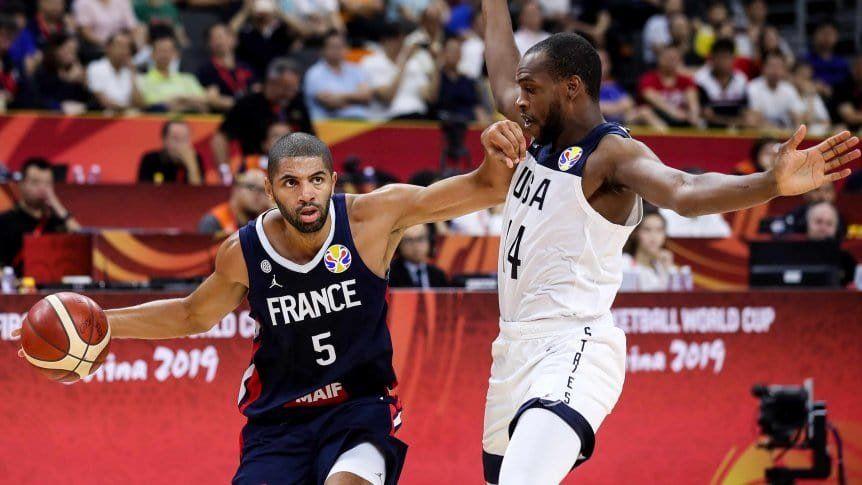 Francia bajó a Estados Unidos y será rival de Argentina