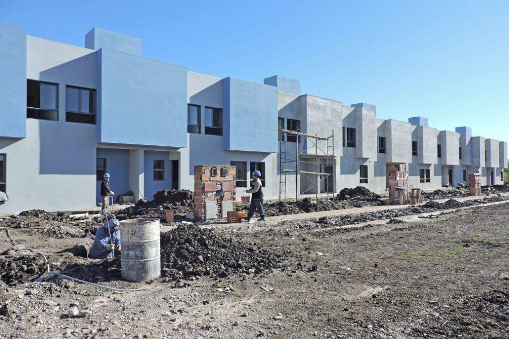 Están próximas a entregarse viviendas sorteadas en 2017