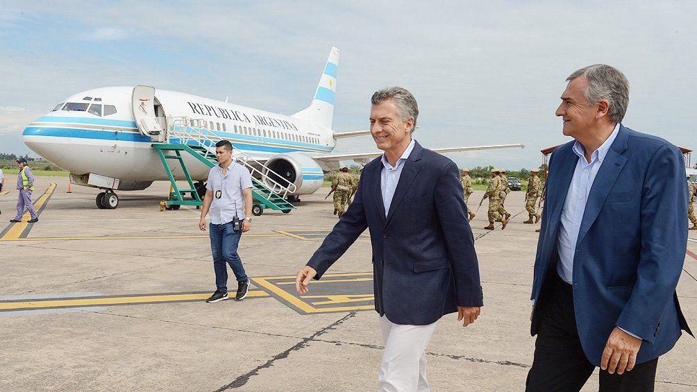 Macri vuelve a Jujuy para la inauguración del aeropuerto